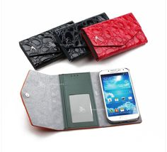 Iroo Boitier Phonecase. Leather case.