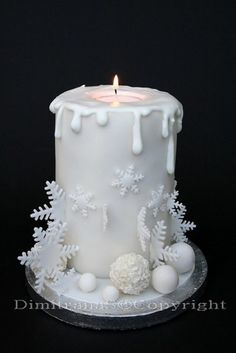 Cakes                                                                                                                                                                                 Mehr (Diy Candles Winter)