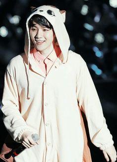 Baekhyun EXO - love that smile