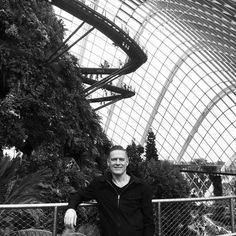 Visited the @gardensbythebay today in Singapore #bryanadamsgetup