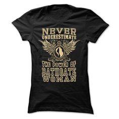 Never Underestimate... Bathgate Women - 99 Cool City Sh - #cheap hoodies #sleeveless hoodies. THE BEST  => https://www.sunfrog.com/LifeStyle/Never-Underestimate-Bathgate-Women--99-Cool-City-Shirt-.html?id=60505