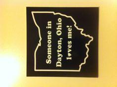 Dayton Ohio Sticker!