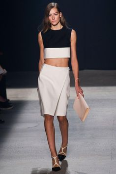 Narciso Rodriguez Spring 2014