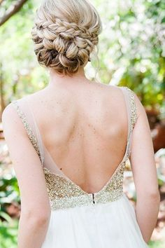 Spectacular Summer braided Bridal Hairstyles