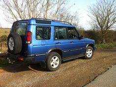 2001 Landrover Discovery 2 Td5