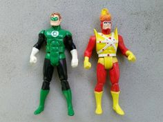DC Comics Super Powers figures mid 1980s Kenner by starwarsdan on Etsy