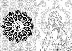 Disney Adult Coloring Book Unique Disney Fers Coloring Books for Adults