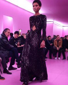 Vogue Paris | More on http://en.vogue.fr/ #Givenchy...