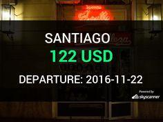 Flight from Orlando to Santiago by Spirit Airlines #travel #ticket #flight #deals   BOOK NOW >>>
