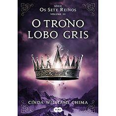 Livro - O Trono Lobo Gris