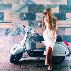 life is better with #vespa