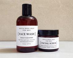 Facial Care Set for Men