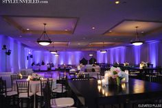 Style Unveiled - Style Unveiled | A Wedding Blog - Tips for Adding Décor Lighting to yourWedding!
