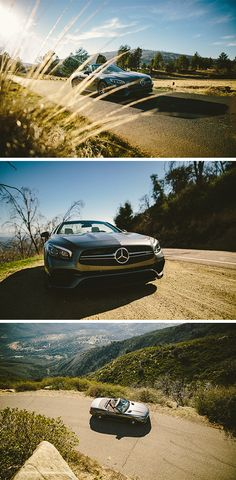 Californian adventure with the Mercedes-Benz SL. Photos by Florian Roser (https://500px.com/roserflorian). [Mercedes-AMG SL 63 | combined fuel consumption 10.1–9.8 l/100km | combined CO2 emission 234–229 g/km | http://mb4.me/efficiency_statement]