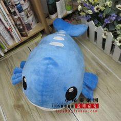 Pokemon big whale cartoon plush toy doll(China (Mainland))