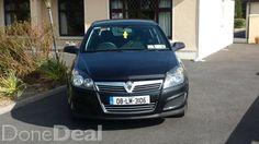 '08 Opel/Vauxhall Astra Diesel Cheap Tax