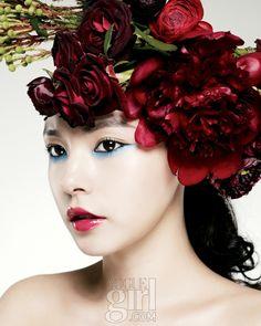 Min HyoRin 민효린 #korean