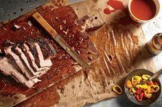Smoky Barbecue Recipes: True Smoked Beef Brisket