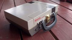 Une Lunch box NES