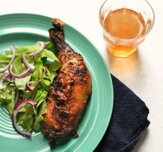 Grilled Ginger Beer Chicken, can't wait to try!