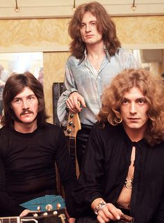 John Bonham Robert Plant John  Paul Jones