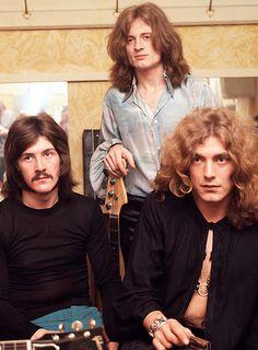 John Bonham John Paul Jones Robert Plant