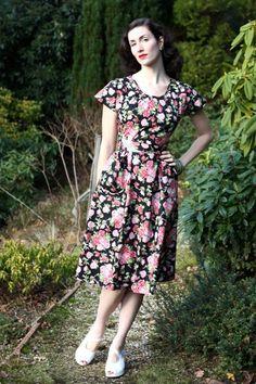 Heyday! Fleur Wrap Dress