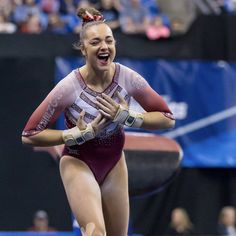 Oklahoma Women's Gymnastics    Maggie Nichols 2017 NCAA National Champion