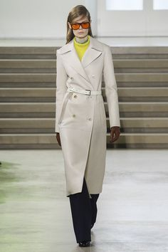 Jil Sander Fall 2015 RTW Runway -Milan Fashion Week