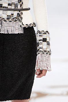 Chanel - Haute Couture Close-ups - 2014 Fall-Winter