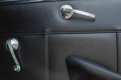 1940 Ford Convertible Coupe - Door Handle Detail - LeBaron Bonney Company: www.lebaronbonney.com (05)