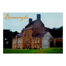 Bemersyde House - home of Clan Haig
