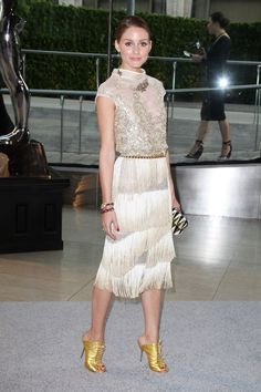 Olivia Palermo attends the 2013 CFDA Fashion Awards on June 3, 2013 in New York