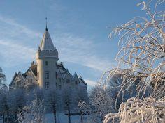 The Royal Castle in Bergen, Norway