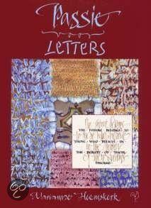 bol.com   Passie Voor Letters, Marianne Heemskerk   Boeken