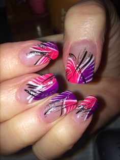 February 2015 Right - Purple & Pink
