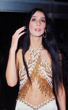 Cher in her Bob Mackie finest