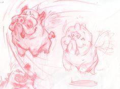 pig anatomy vector - Поиск в Google