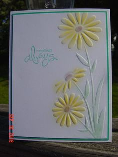 IC562 ~ Brown Eyed Susans by Redbugdriver - Cards and Paper Crafts at…