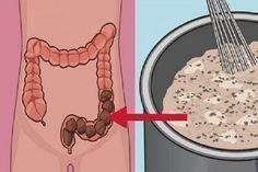 Essayez cette boisson efficace pour nettoyer votre côlon et éliminer la graisse de votre organisme...