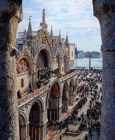 San Marco. Venezia. Italia.