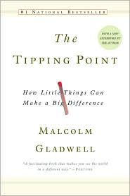 Malcolm Gladwell is one of my new favorite authors. Just brilliant.