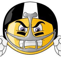 Football Player Smiley                                                                                                                                                                                 More
