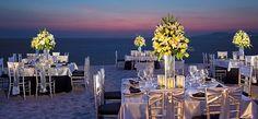 Now Sapphire Riviera Cancun Resort....Beach Front Reception