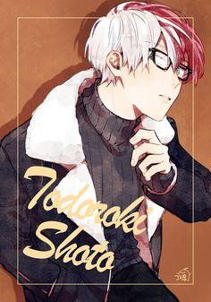 256 Hình ảnh Todoroki Shouto đẹp nhất trong 2018 | Anime, Nghệ thuật