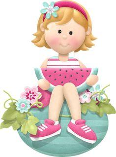 SUMMER LITTLE GIRL