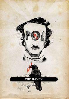 Poe - the Raven
