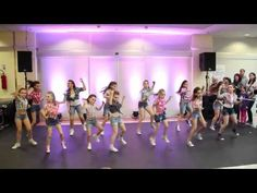 (12) Timber by ChikaZ Kids (Dancing steps, 22.03 - Tower) HD - YouTube