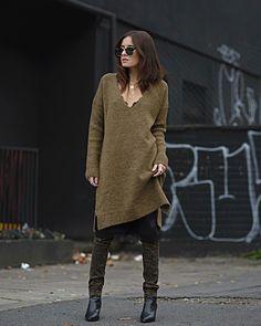 Kinga, shot in Warsaw for Style On, via Lookbook.