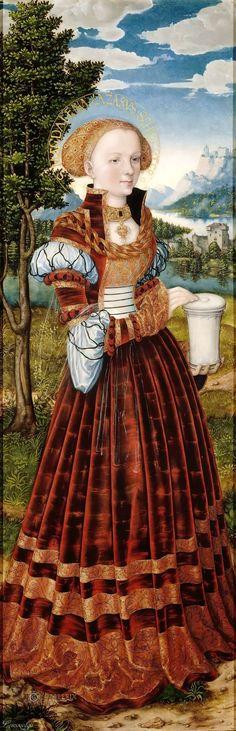 Мастерская и последователи Лукаса Кранаха I (Lucas Cranach the Elder, 1472-1553, German artist) 8 . Обсуждение на LiveInternet - Российский Сервис Онлайн-Дневников